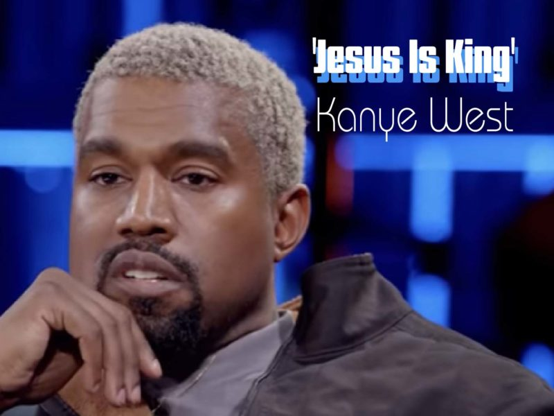 "Kanye West ""Jesus Is King"""