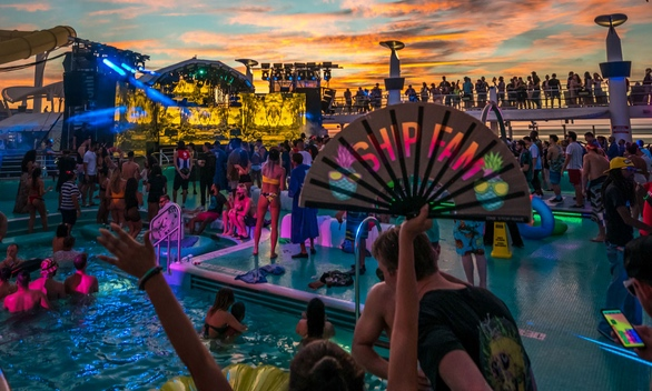 EDM Party at Sea Holy Ship Cruise