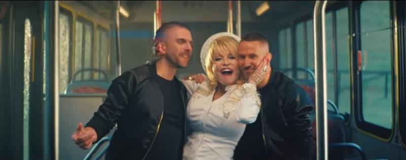 "Dolly Parton score No.1 dance hit with ""Faith"""