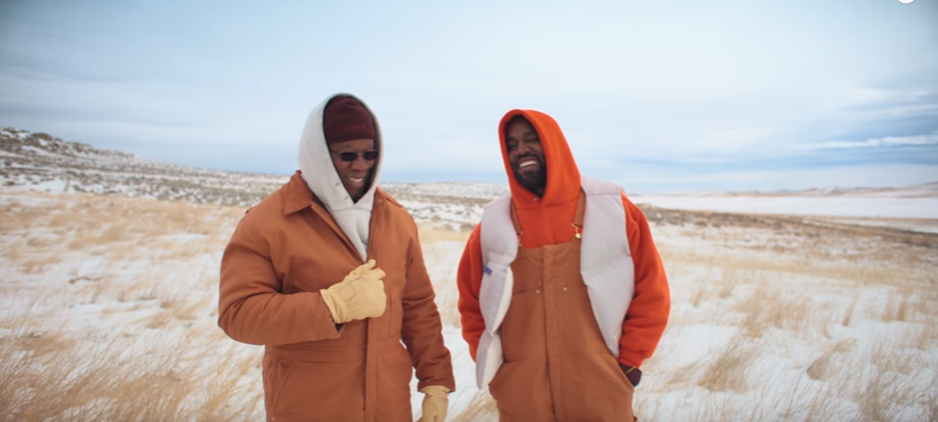 Kanye West – Follow God