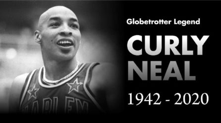 Curly Neal, Globetrotters' Dazzling Dribbler, Dies at 77