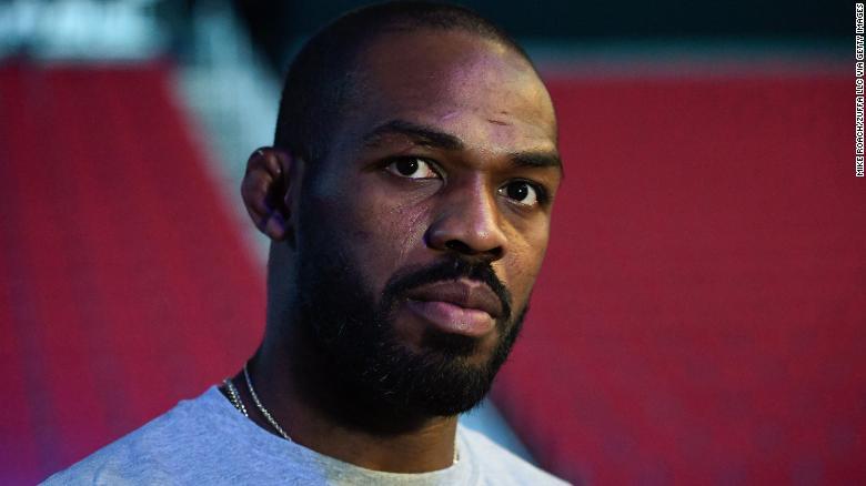 UFC fighter Jon Jones has been arrested for a suspected DWI
