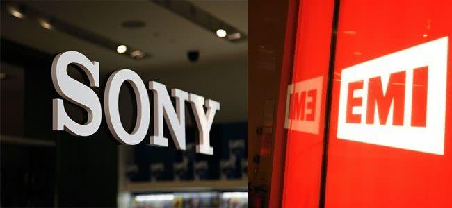 Sony buys 90% of EMI Music Publishing for $2.3B.