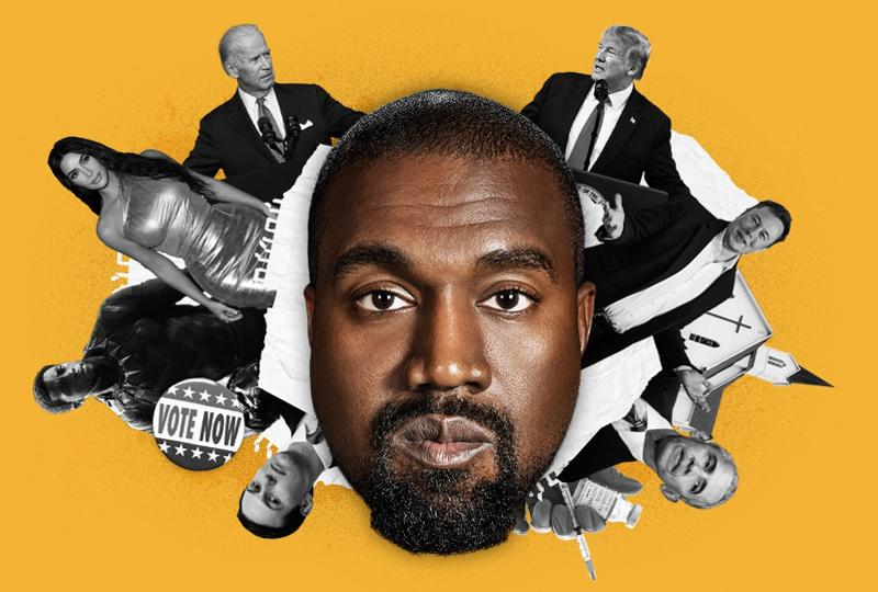 Kanye West Announces His Run For President