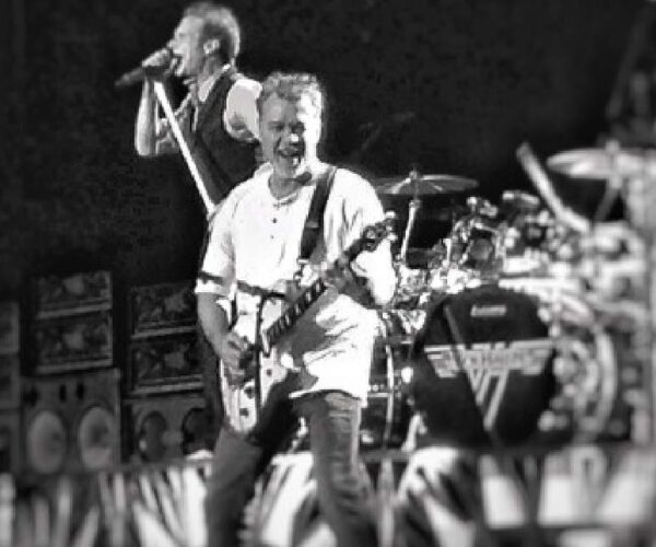 Guitar Legend Eddie Van Halen Dead at 65