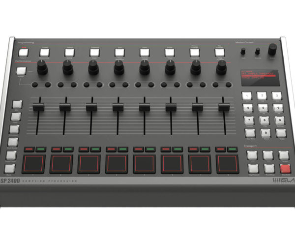 The SP 2400 sampler is almost here, and it could be the E-MU SP-1200 reboot you've been dreaming of