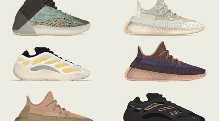 Upcoming adidas Yeezy Releases For Holiday 2020 Renamed