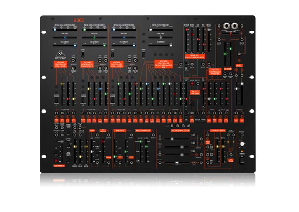 Behringer Semi-Modular Analog Synthesizer